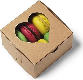 Bakery Boxes 4x4x2.5
