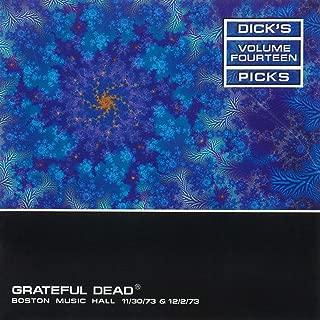 Dick's Picks Vol. 14: Boston Music Hall, Boston, MA 11/30/73 & 12/2/73 (Live)