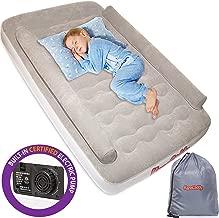 kids air mattress with sides