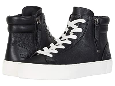 UGG Olli (Black/White) Women