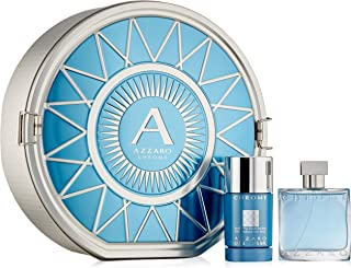 Azzaro Chrome Gift Set, 1.7 fl. oz.