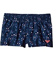 Roxy Kids - Star Boho Boardshorts (Toddler/Little Kids)