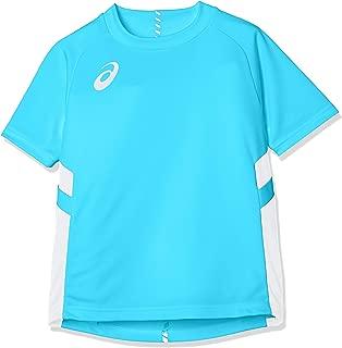 [亚瑟士] 足球服装 短袖比赛服 2104A002 [少年]