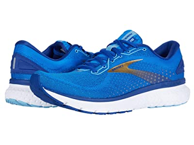 Brooks Glycerin 18 (Blue/Mazarine/Gold) Men