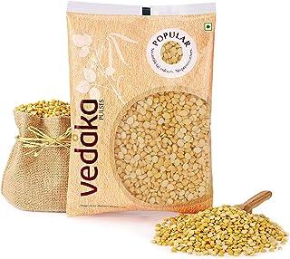 Vedaka Popular Chana Dal, 1 kg
