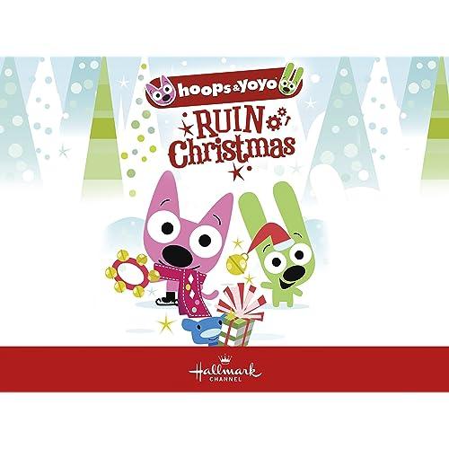 Hoops Yoyo Ruin Christmas