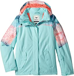 Roxy Kids - Jetty Block Jacket (Big Kids)