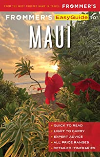 Frommer's EasyGuide to Maui (EasyGuides) (English Edition)