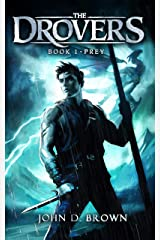 Prey: The Drovers, Book 1 (An Epic Fantasy Adventure) Kindle Edition