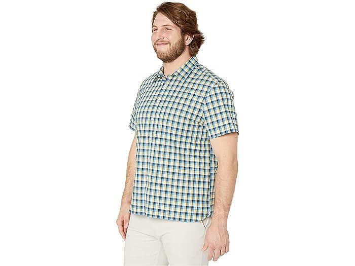 Perry Ellis Mens Conversational Print Stretch Shirt