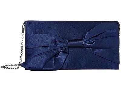 Jessica McClintock Vanessa (Navy) Handbags
