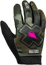 Muc-Off Camo MTB-handschoenen, XXL premium handgemaakte instaphandschoenen voor fietsen, ademend, touchscreen, compatibel ...
