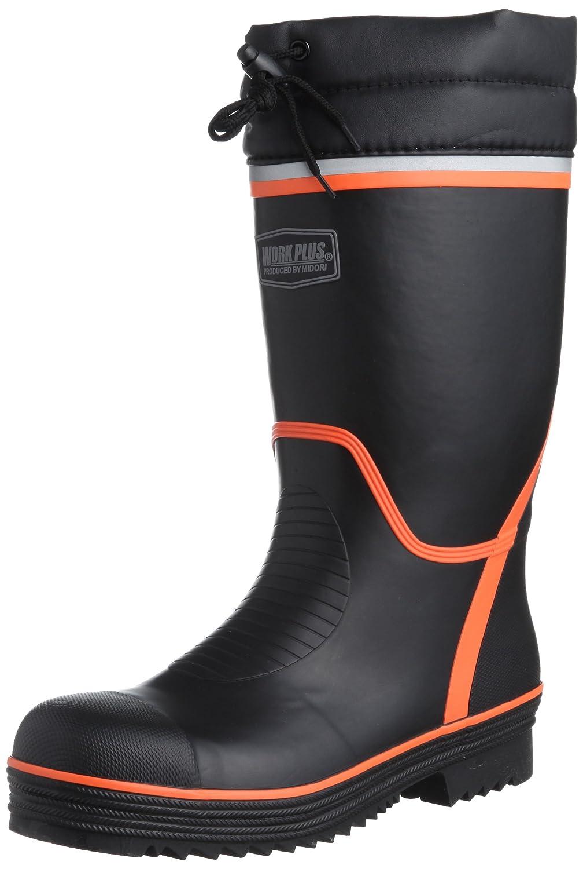 [ミドリ安全] 作業靴 踏抜き防止 長靴 766N P4