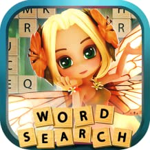 Word Search: Magical Lands - Hidden Words Puzzle