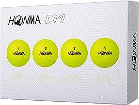 本間ゴルフ ゴルフボール New D1