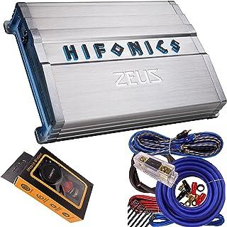 $149 » Hifonics ZG-1200.1D Zeus Gamma 1 Channel Super D Class 1200 Watt Car Audio Sound System Subwoofer Speaker Amp Amplifier wi...
