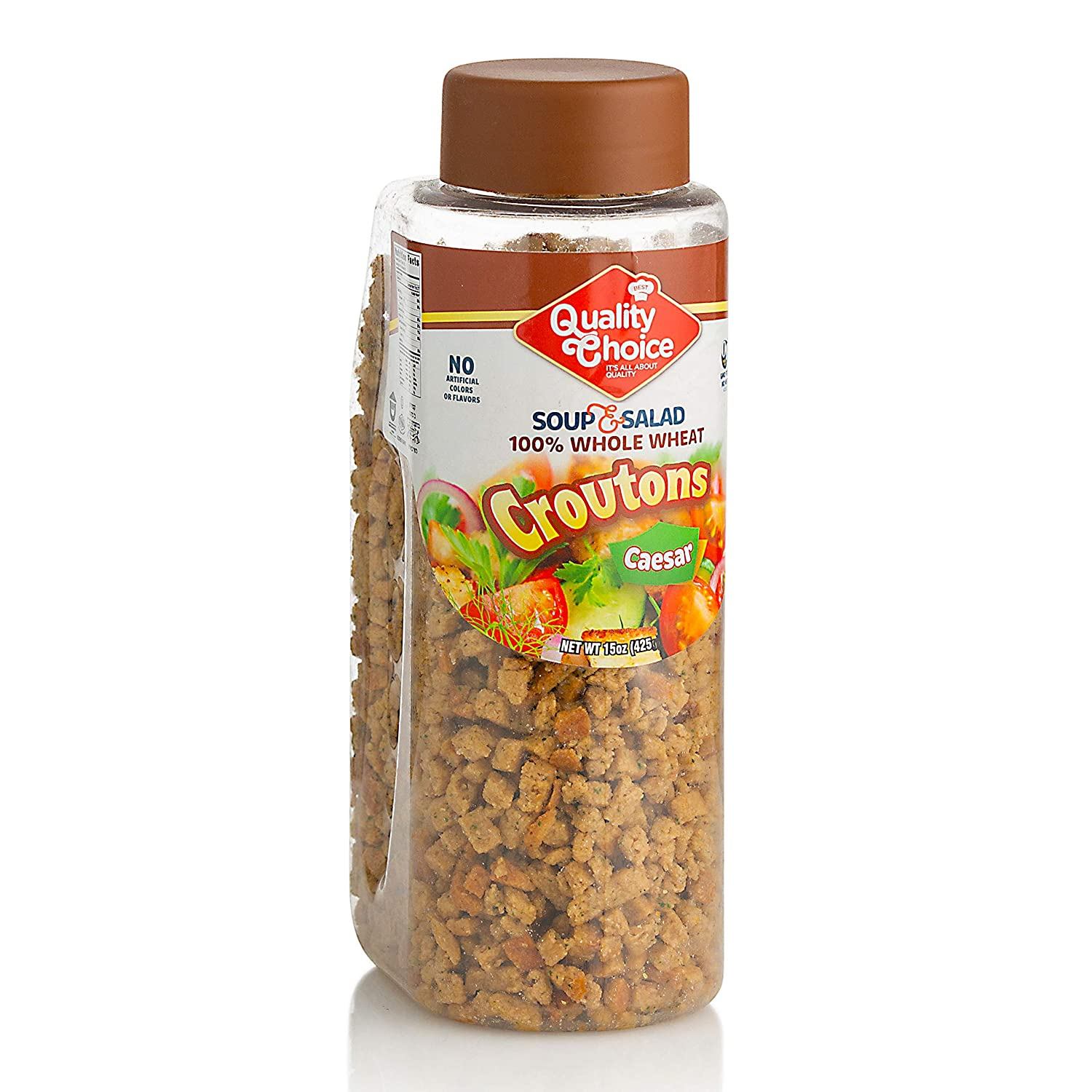 Whole Wheat Mini Croutons For Salad And - Soup Sales of SALE items from new Fees free!! works Oz. F 15 Caesar
