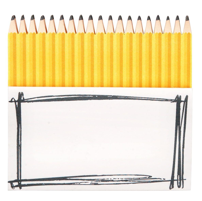 Little B 100625 Decorative Notes, Pencils