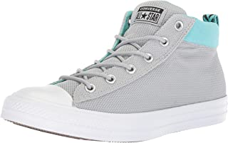 Converse Men's Street Nylon Mid Top Sneaker