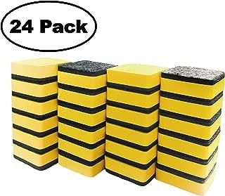 AMZUTIK Premium Magnetic Dry Erase Erasers Dry Erasers 1.97
