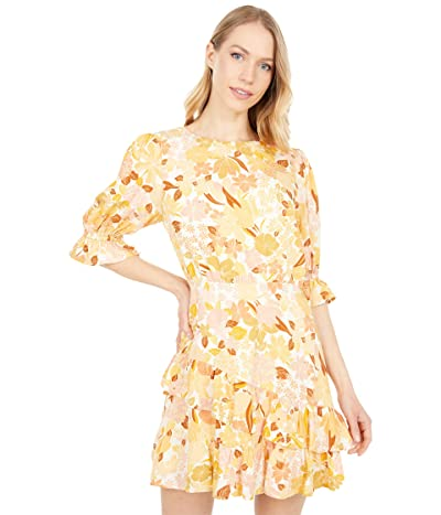 LOST + WANDER Sorrento Mini Dress