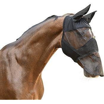 Balck Horseware Unisex Adulto Harrison Howard Horse Fly Mask