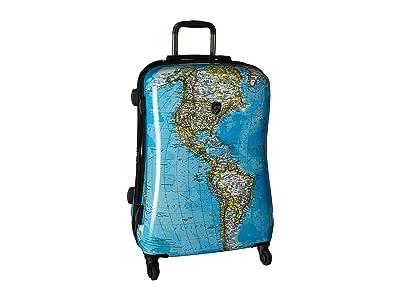 Heys America Journey 26 Spinner (Blue) Luggage