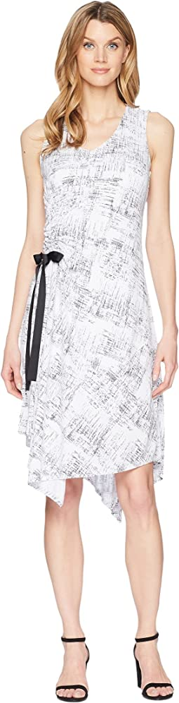 Ellen Tracy - Ruched Dress