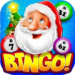 Christmas Bingo Santa's Gifts