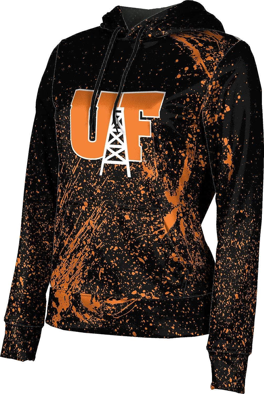 ProSphere University of Findlay Girls' Pullover Hoodie, School Spirit Sweatshirt (Splatter)