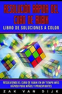 10 Mejor Cubo De Rubik Solucion Mas Rapida de 2020 – Mejor valorados y revisados