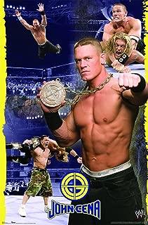 Trends International  WWE Action John Cena Wall Poster 22.375
