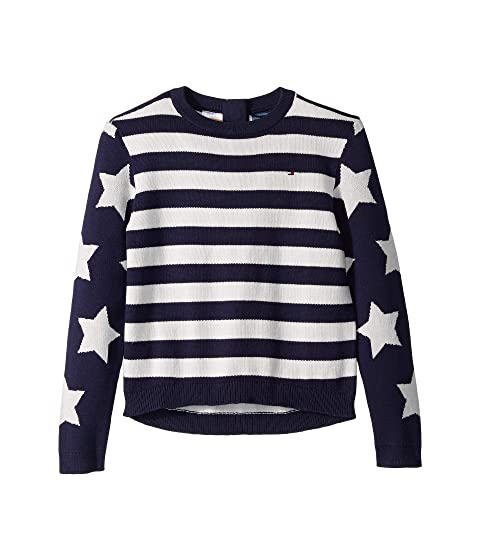Sweater with Magnetic Button Closure(Little Kids/Big Kids)
