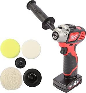 Milwaukee M12BPS-0 M12 Sub Compact Polisher/Sander (Naked-no Batteries or Charger)