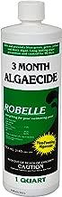 Robelle 2165 3-Month Algaecide for Swimming Pools, 1 Quart