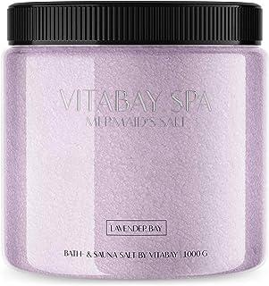 Sauna et sels de bain de différentes fragrances 1000g (Lavender Bay)