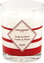 MAISON BERGER Fresh & Floral Candle, Anti Food Odor