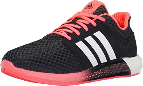 Adidas Perforhommece Solar Boost Running chaussures, rose   argent   blanc, 5 M Us