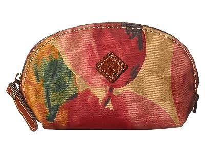 Patricia Nash Rosalie Dome Lipstick Case (Spring Multi) Handbags