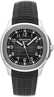 Patek Philippe Aquanaut Mechanical (Automatic) Black Dial Mens Watch 5167A-001 (Certified Pre-Owned)
