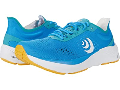Topo Athletic Cyclone (Sky/Gold) Women