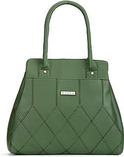 Aisna Women's Cherry Handbag(ASN-205)(Green)