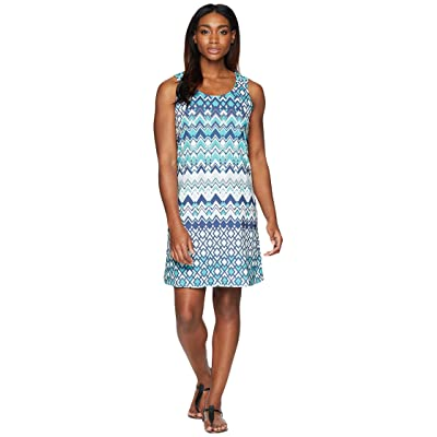 Aventura Clothing Langley Dress (Sea Blue) Women