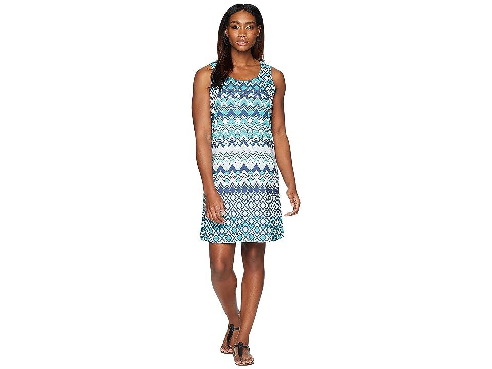 Aventura Clothing Langley Dress (Sea Blue) Women
