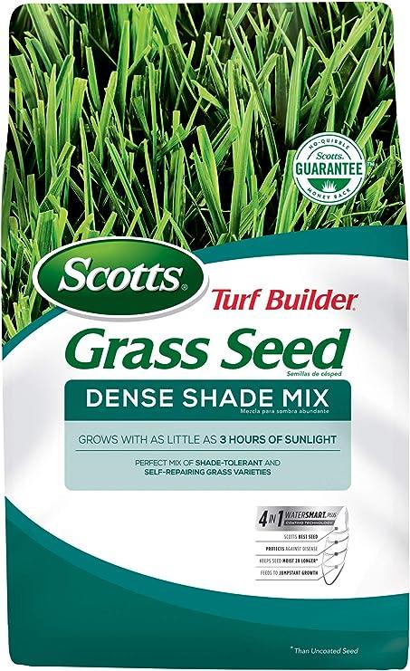 Scotts Turf Builder Grass Seed Dense Shade Mix