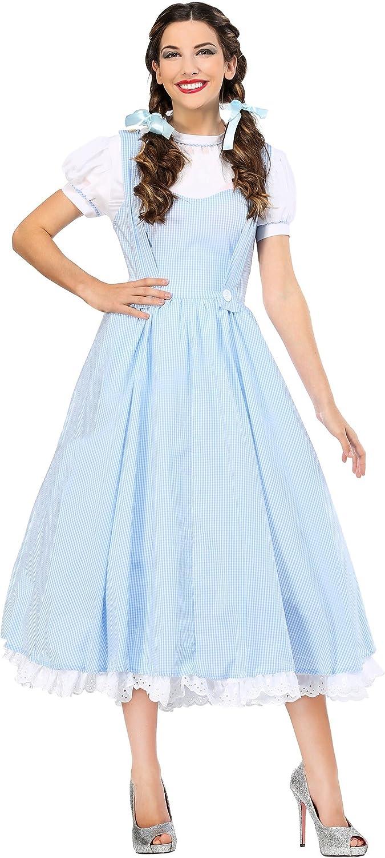 gran selección y entrega rápida Deluxe Kansas Girl Plus Talla Talla Talla Fancy Dress Costume 2X  ofrecemos varias marcas famosas