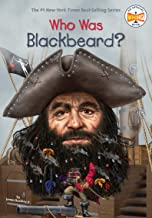 who was blackbeard book