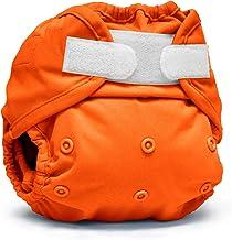 Rumparooz One Size Cloth Diaper Cover Aplix, Poppy