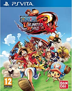 One Piece Unlimited World Red (PlayStation Vita)