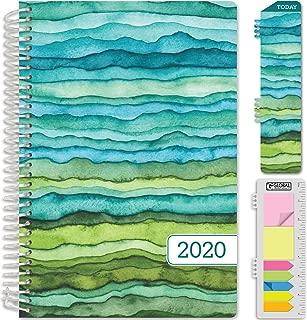 HARDCOVER Calendar Year 2020 Planner: (November 2019 Through December 2020) 5.5